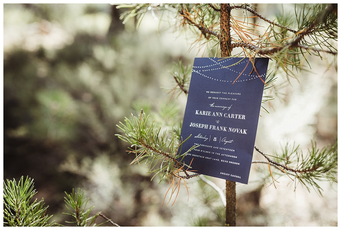 Bend Oregon Wedding Photographer